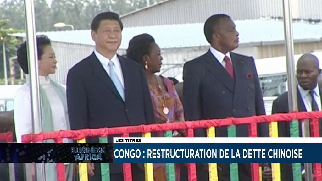 China agrees to restructure Congo debt [Business Africa]