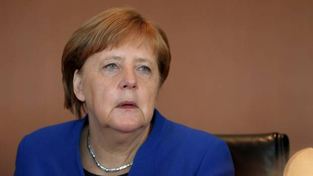 Europe must reposition itself in changed world, says Merkel
