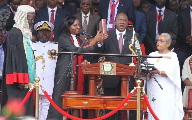 Uhuru changes tack as time to secure legacy running out