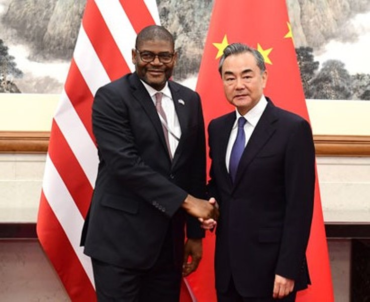 Liberia: China to Begin Construction of Two Overhead Bridges