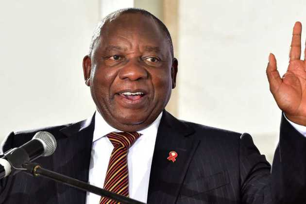 South African president gives full support to Huawei