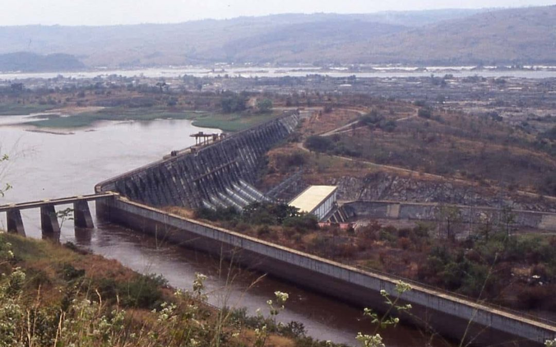 """China building """"world's biggest dam"""" in Africa – and SA will benefit [photos]"""