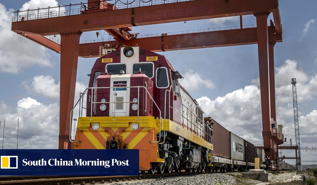 Chasing China, Japan looks to Africa for trade and global influence
