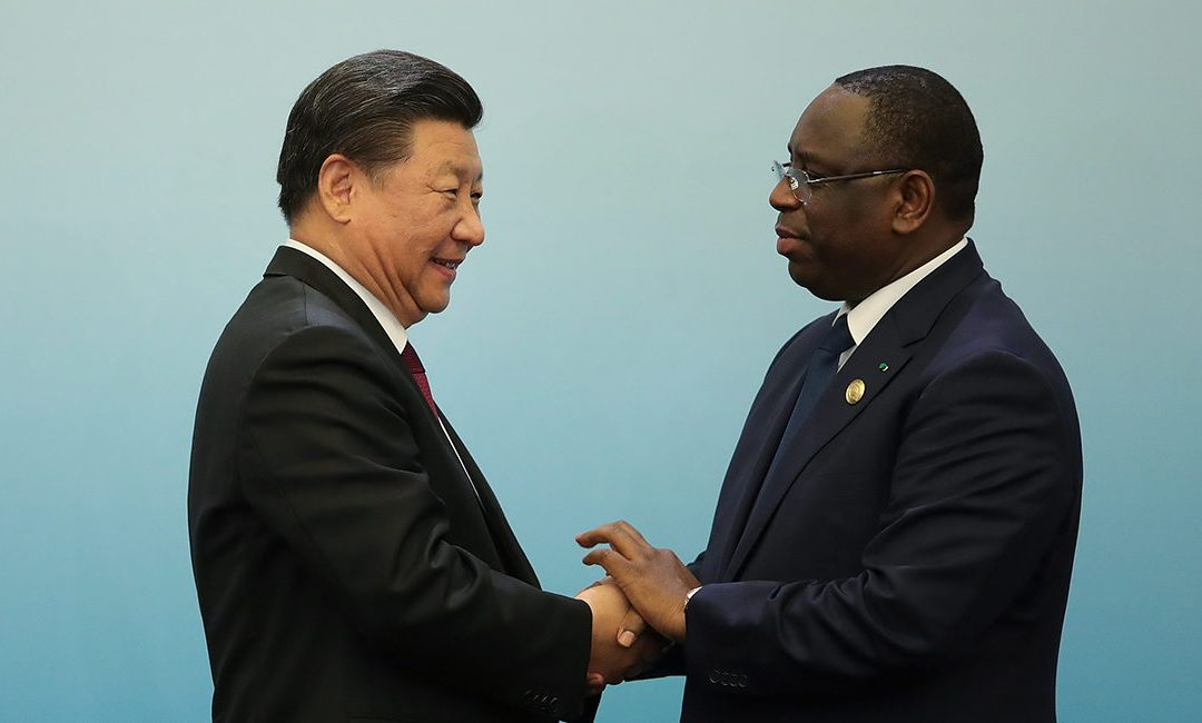 US Should Do More to Counter Chinese Trade Inroads in Africa