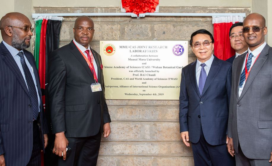 China-Africa ties in biodiversity conservation highlighted at Kenyan forum