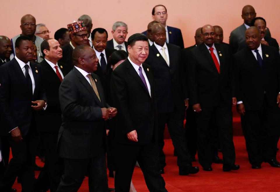 How China Beats America And Europe In Africa
