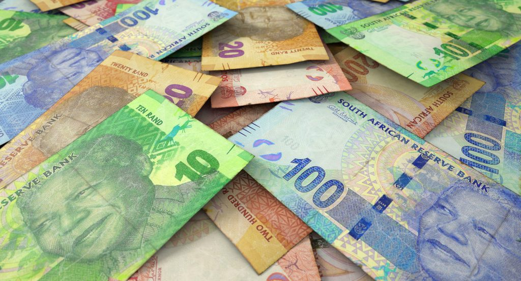 South Africa's rand steady following signs of progress in U.S. – China trade talks