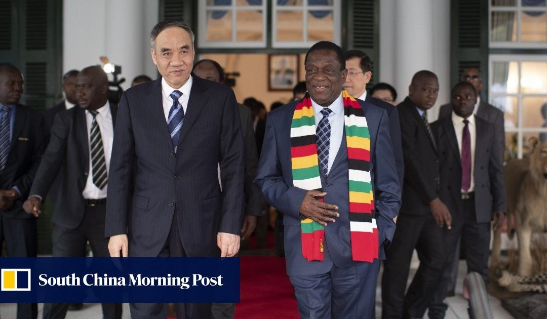 Will China ever tire of Zimbabwe's corruption and bad debt?