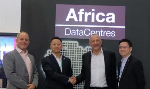 China Telecom deploys PoP at Africa Data Centres South Africa facility