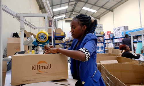 China's e-commerce a role model for Africa