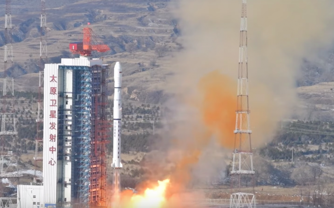 Ethiopia has launched its first satellite into space with China's help