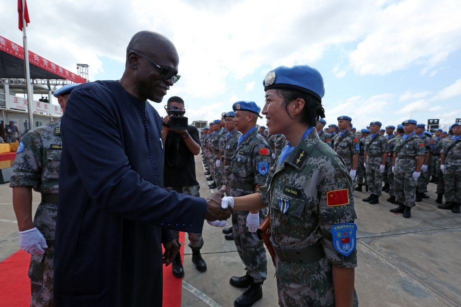 China in Africa's Peace and Security Landscape