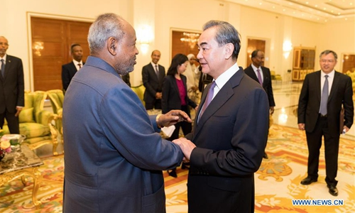 Djibouti: A window to observe China in Africa