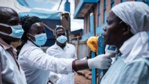 The 15 coronavirus spared countries , 2 are in Africa