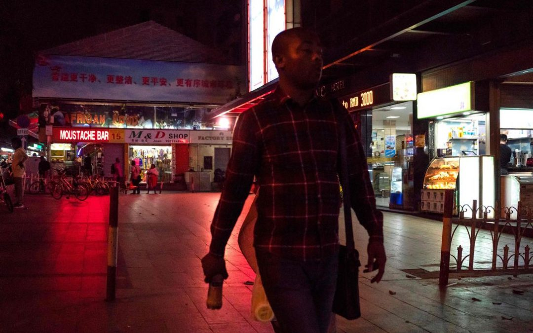 African nations, U.S. decry racism against Black people in China