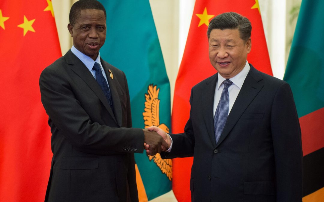Zambia has become the poster child for the good, bad, and ugly of the China-Africa story