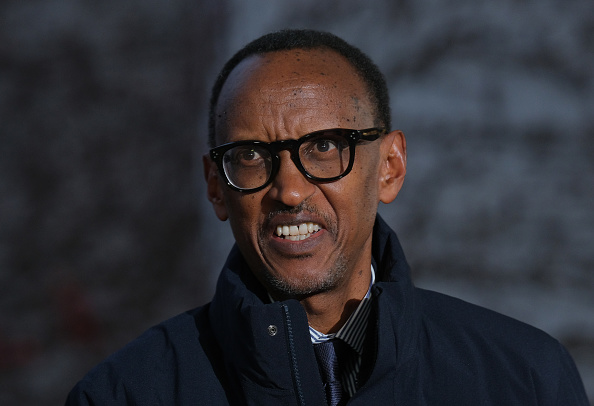 Rwandan president hails strong Africa-China bond in fight against COVID-19